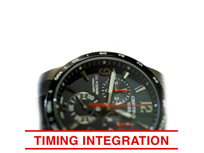 Timing Integration